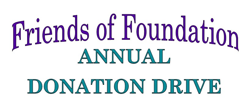 Friends of Foundation Donation